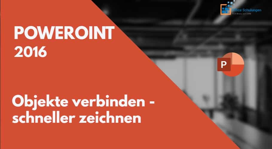 PowerPoint Objekte verbinden