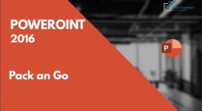PowerPoint Pack and Go