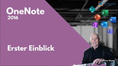 OneNote ist mehr als ein langweiliges Notizbuch-Einblicke in OneNote
