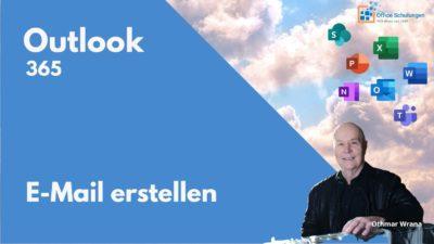Outlook 365 ONLINE E-Mail schreiben